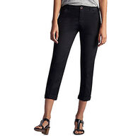 Lee Women's Essential Chino Crop Pant