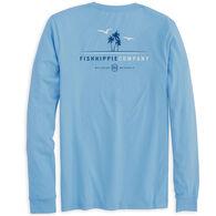 Fish Hippie Men's Oversight Long-Sleeve T-Shirt