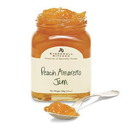 Stonewall Kitchen Peach Amaretto Jam, 13 oz.