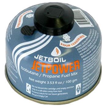 Jetboil Jetpower 100g. Butane Canister