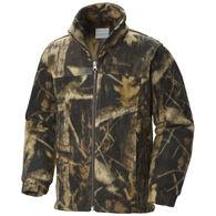 Columbia Boy's Zing III Full Zip Fleece Jacket