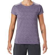 Mountain Hardwear Women's Mighty Stripe Short-Sleeve T-Shirt