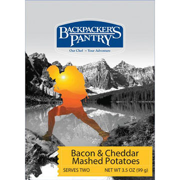 Backpacker's Pantry Bacon & Cheddar Mashed Potatoes - 2 Servings