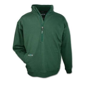 Arborwear Mens Double-Thick Half-Zip Sweatshirt