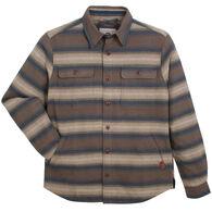 Dakota Grizzly Men's Zane Horizon Flannel Long-Sleeve Shirt
