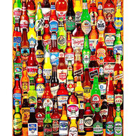 White Mountain Jigsaw Puzzle - 99 Bottles Of Beer On The Wall