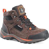"""Carolina Men's 6"""" Contractor Waterproof Steel Toe Hiker Boot"""