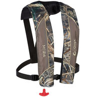 Onyx M-24 Realtree Max-5 Camouflage Manual Inflatable Life Jacket PFD