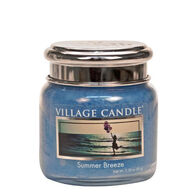 Village Candle Petite Glass Jar Candle - Summer Breeze
