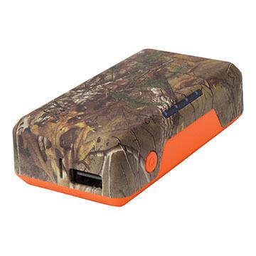 Scosche Realtree GoBat 3000 Portable Backup Battery