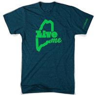 LiveME Men's LiveME Short-Sleeve T-Shirt