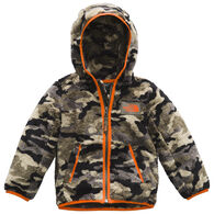 The North Face Toddler Boys' & Girls' Full-Zip Campshire Fleece