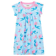 Hatley Toddler Girl's Mermaid Tale Nightdress