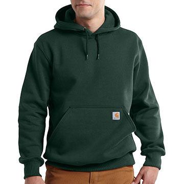 Carhartt Men's Big & Tall Paxton Heavyweight Hooded Sweatshirt