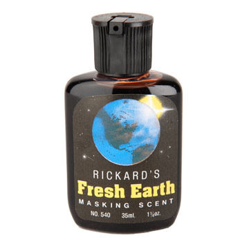 Pete Rickard Fresh Earth Cover Scent