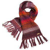 Sweet Turns Women's Space Dye Scarf