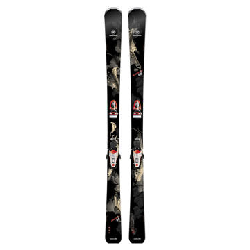 Rossignol Women's Temptation 88 Alpine Alpine Ski - 13/14 Model