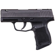 """SIG Sauer P365 SAS 9mm 3.1"""" 10-Round Pistol w/ 2 Magazines"""