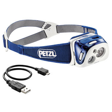 Petzl Reactik 190 Lumen Headlamp