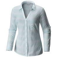 Columbia Women's Early Tide Long-Sleeve Shirt