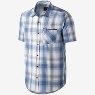 Hurley Men's Dri-Fit Steady Woven Short-Sleeve Shirt