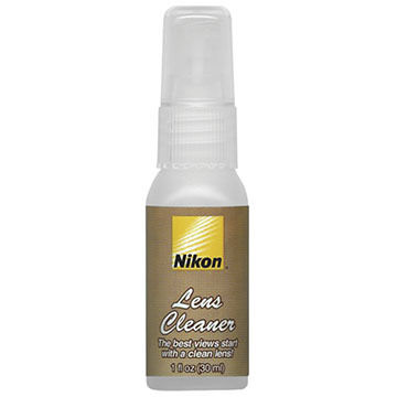 Nikon Lens Cleaner Spray Bottle