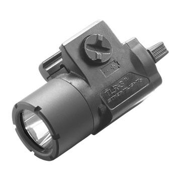 Streamlight TLR-3 Compact 125 Lumen Rail Mounted Tactical Light