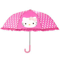 Western Chief Girls' Hello Kitty Umbrella