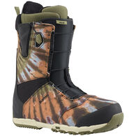 Burton Men's Ruler Snowboard Boot - 17/18 Model