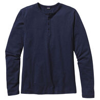 Patagonia Men's Daily Henley Long-Sleeve Shirt