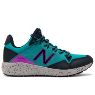 New Balance Preschool Girls' Fresh Foam Crag Trail Sneaker