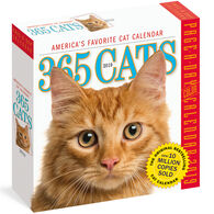 365 Cats 2019 Page-A-Day Calendar by Workman Publishing