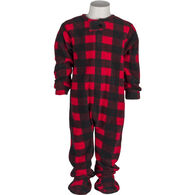 Trail Crest Infant/Toddler Plaid Comfy Crawler