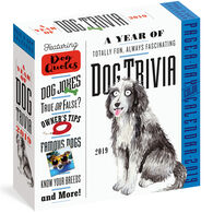 Dog Trivia 2019 Page-A-Day Calendar by Workman Publishing