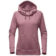 The North Face Women's Terry Hooded Long-Sleeve Top