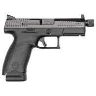 "CZ-USA CZ P-10 C Suppressor-Ready 9mm 4.61"" 15-Round Pistol"