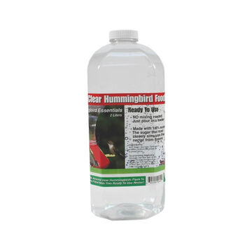 Songbird Essentials Ready To Use Hummingbird Nectar - 2 Liters