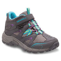 Merrell Girls' Hilltop Mid Waterproof Hiking Boot