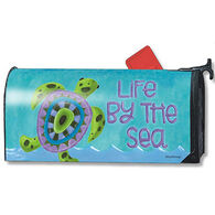 MailWraps Life By The Sea Mailbox Cover