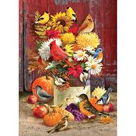 Outset Media Jigsaw Puzzle - Autumn Bouquet