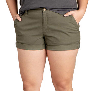 Toad&Co Womens Earthworks Camp Short