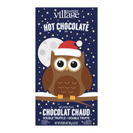 Gourmet Du Village Owl Double Truffle Hot Chocolate Mix