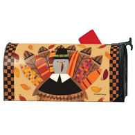 MailWraps Pilgrim Turkey Magnetic Mailbox Cover