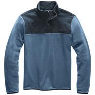 The North Face Men's TKA Glacier 1/4-Zip Fleece Shirt