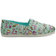 TOMS Boys' & Girls' Youth Poolside Floaties Classic Shoe