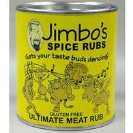New England Cupboard Jimbo's Ultimate Spice Rub, 6.5 oz.