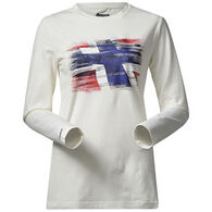 Bergans of Norway Women's Norway Long-Sleeve Shirt
