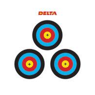 Delta Targets 3 Spot Vegas Paper Target