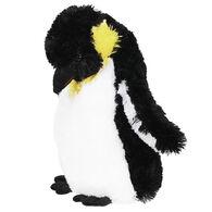 Wishpets Stuffed Black w/White Penguin