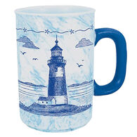 Cape Shore Maine Lighthouse Sema Mug
